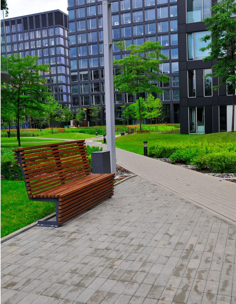 warszawa biznes park siedzisko flash